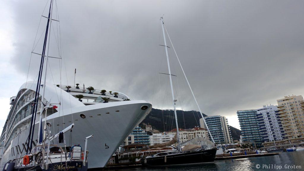 Gibraltarportklein