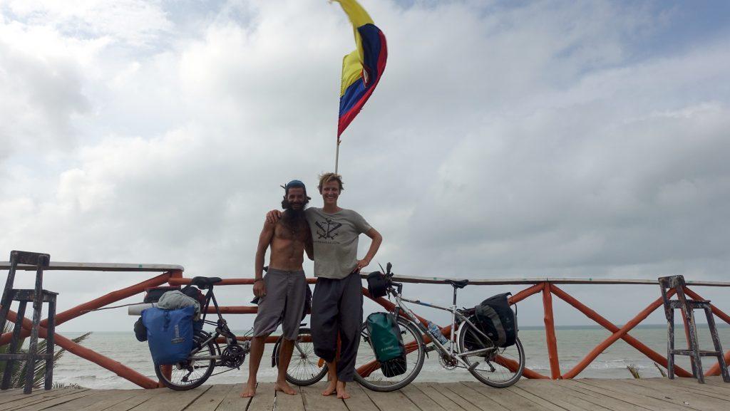 Es lebe Kolumbien!