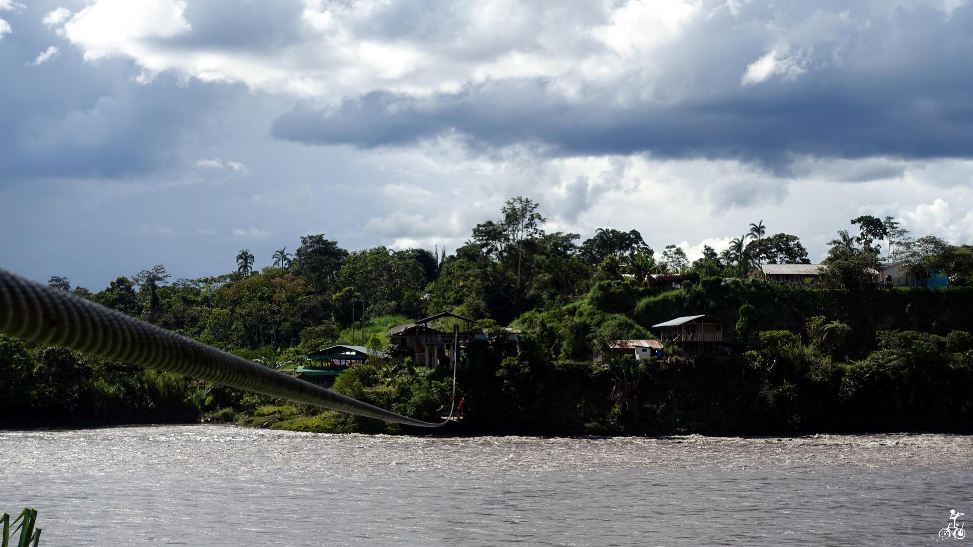 Ecuador (II)  Zu Besuch bei den Recyclistas  STILLE POSTILLE