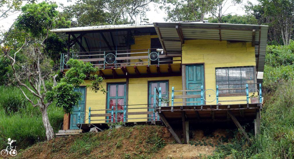 Villa Kunterbunt aka Casa de (Re)ciclistas.